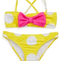 PilyQ Two-Piece Swimsuit (Big Girls) | Nordstrom