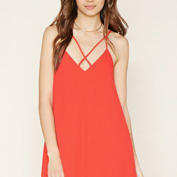 Contemporary Strappy Dress