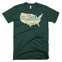 National Parks T Shirt