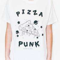 PIZZA PUNK T-SHIRT | 100 PERCENT ZERO