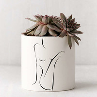 Female Form Planter | Urban Outfitters