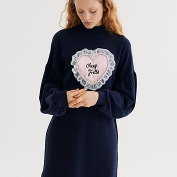 Lazy Oaf Cheap Frills Sweater Dress - Everything - Categories - Womens