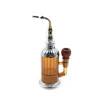 High-end modelling shisha hookah smoking pipe, water filtration pipe,