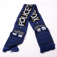 Doctor Who TARDIS Scarf LIMITED EDITION