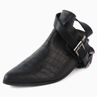 Cool Punk Pointed Slippers - Choies.com