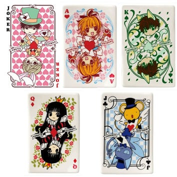 [Reservation] Card Captor Sakura Poker Carpet CP153428