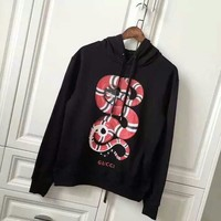 Good Quality Gucci &Snake Winter Hoodies [11532968332]