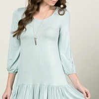 Ruffle Your Feathers Layering Tunic !