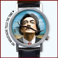 The Surreal Salvador Dalí Watch