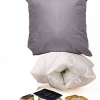 Throw Pillow Insert Diversion Safe. Be Smart Get Prepared Emergency Safeguard your Valuables Now *Original USA
