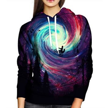 Adventure Time Womens Hoodie