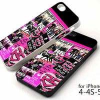 Ross Lynch R5 Collage iPhone case, iPhone 5/5c/5s case, iPhone 4/4s case, Samsung Galaxy s3/s4 case cover