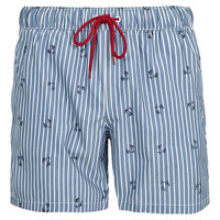 Stripe Motif Swim Shorts - TOPMAN USA