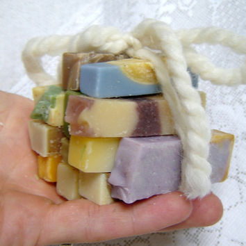 Share your shower Soap singles 4oz handmade by SoapForYourSoul