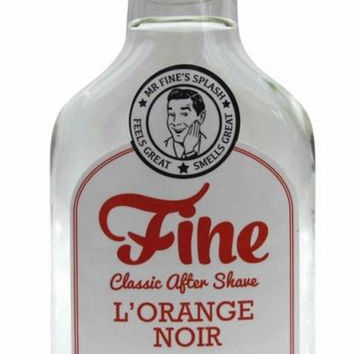 Fine Classic After Shave - L'Orange Noir ( UK Shipping Only )