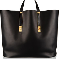 Sophie Hulme - Extendable leather tote