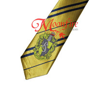 WIZARDING WORLD Hufflepuff House Necktie