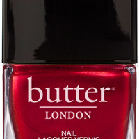Metallic Red Nail Polish – Knees Up : butter LONDON