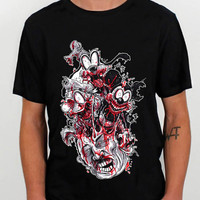 zombie disney design clothing for T Shirt Mens and T Shirt Girls