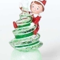 Elf On The Shelf Swirl Tree - Elf on the Shelf Guardian Fairy Pixie 34979