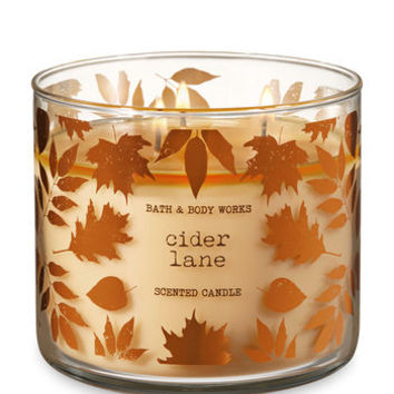 CIDER LANE3-Wick Candle