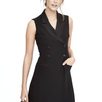 Tuxedo Dress | Banana Republic