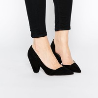 ASOS | ASOS SAPPHIRE Wide Fit Pointed Heels at ASOS