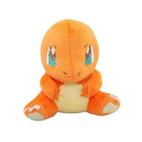 Pokemon Charmander 4.5' Cute Soft PLush Toys Doll