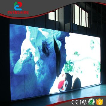 Free shipping diy customized P8 SMD3535 RGB full color outdoor advertising led display screen