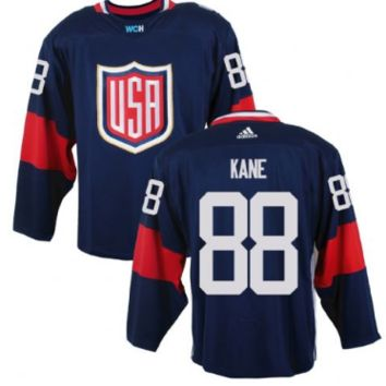 Youth Team U.S.A. Patrick Kane 2016 World Cup of Hockey Replica Home Jersey By Adidas