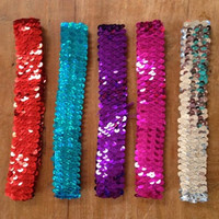 Sequin Garter (17 color choices)