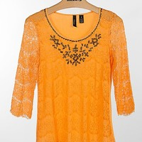 BKE Boutique Beaded Top - Women's Shirts/Tops | Buckle