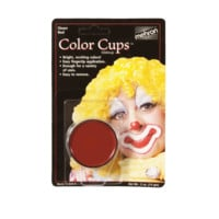 Color Cups Makeup Red