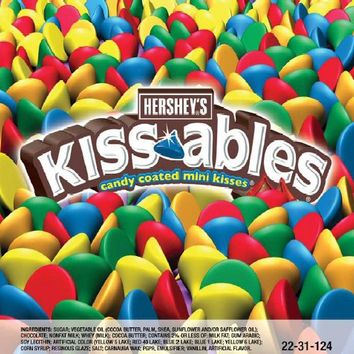 Buy Hershey's Kissables Bag of Candy - Vending Machine Supplies on Sale