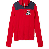 University Of Arizona Perfect Quarter-Zip - PINK - Victoria's Secret
