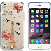 Eiffel Tower Plastic Case for iPhone 6\6s