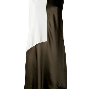 Narciso Rodriguez bi-color dress