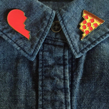 Yes Pizza Pin Set