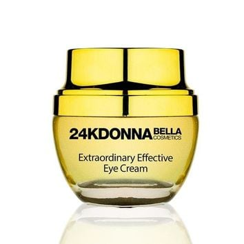 24K Extraordinary Eye Cream