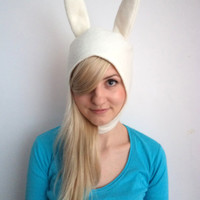 Adventure Time inspired Fionna the Human hat