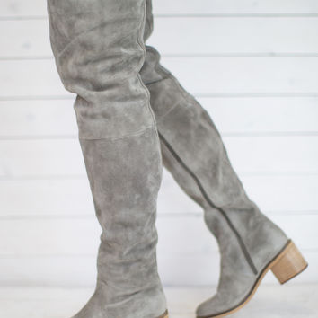 Sardonyx Over The Knee Boot