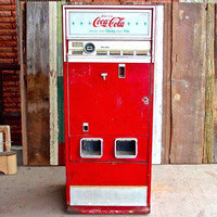 Cavalier Coca-Cola Vending Machine