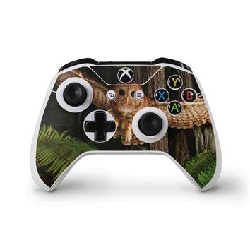 Northern Spotted Owl Xbox One S Controller Skin