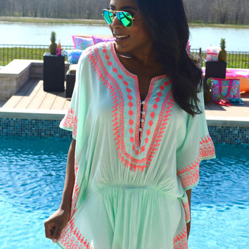 Jamaica Me Crazy Tunic