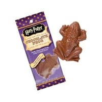 Harry Potter Chocolate Crispy Frog