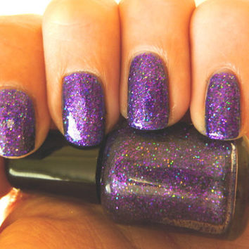 Whatever Lola Wants glitter nail polish - Full Size Bottle