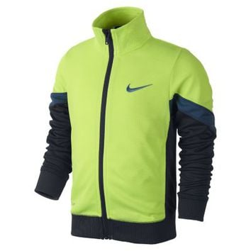 Nike Dri-FIT Knit Preschool Boys' Training Jacket,