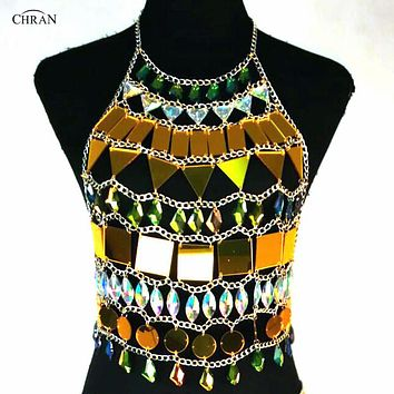 Jewels Crop Top