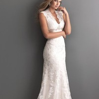 Wedding Dresses, Prom Dresses, Beautiful Designer Dresses & Formal Dresses -  Allure 2619 Wedding Dress
