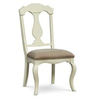 Legacy Charlotte Desk Chair In Antique White